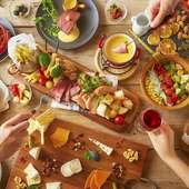 チーズを食べておいしく健康に!栄養たっぷりの美食メニュー