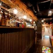 ヘルシーなメニューなどに使用される野菜は、毎日仕入れられておりとってもフレッシュ。素材本来が持つ自然の旨味や風味を活かし、ジャンルを超えたメニューが提供されています。