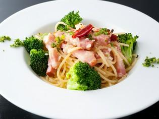 食材本来の良さを引き出し、調理の工程に気をくばる『パスタ』