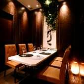 【厳選素材】佐渡島直送旬素材【完全個室】情緒溢れる大人の空間