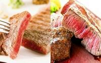 200gから注文可能 特選牛のロースを使用したステーキ 舌の上でお肉がとろける瞬間を味わいたい人におすすめ!