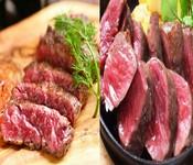 200gから注文可能 しっかりとした味わいと程よい脂を感じるのに カロリー控えめでさっぱり!さらにオリジナルソースがお肉のポテンシャルを引き出し絶品に! 女性に人気のハラミ!