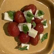ミニトマトの甘さがやみつきに!