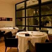 食材の旬を捉えたお料理と居心地のよいゆったりと過ごせる空間