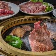 多種多様なメニュー用意しており、くつろげる店内は女子会にぴったり☆ たまには、美味しいお肉料理で自分にご褒美をしてみてはいかがでしょうか?