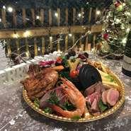 毎年クリスマス時期と正月時期に販売