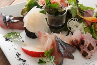 高知各地の旬の鮮魚をお楽しみ下さい。