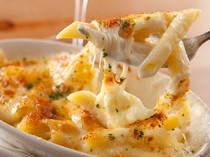 とろけるチーズが後をひく美味しさ『ゴルゴンゾーラとペンネ』
