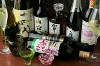ぶどうの名産地ならではの、山形県産のワインがたくさん用意されています。おいしい山形牛には、やっぱり山形県産ワインが一番です。