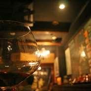 話題の日本産ワインがグラスで6種以上楽しめます
