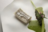 鰆 姫レモン オリーブと帆立醤のソース