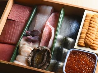 函館近海を中心とした港から仕入れる地元の魚で勝負