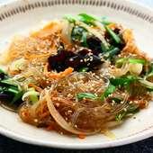 野菜たっぷりのヘルシーメニュー『チャプチェ』 甘辛くて、どこか懐かしい、韓国の家庭の味わい