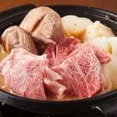 地元島根・山陰の食材を使った料理