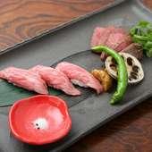 黒毛和牛いちぼ肉のステーキ 100g