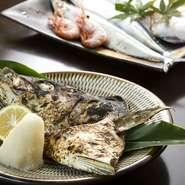 常時出している肉メニューも大切ですが、日替わりでだしている魚にはかなりこだわっています。旬によって入れ替わるをみて、季節が変わっていくのを感じることが出来ます。