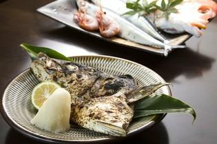 毎日仕入れる「日替わりメニュー」に使う鮮魚