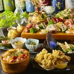 ちょっと仲間と、会社の同期や後輩と!安心価格で料理が良いと人気宴会コース!