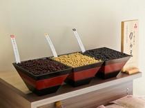 京都産の厳選大豆と美山の清冽な水を使った添加物なしの「ゆば」