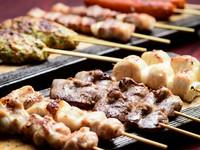 食通も納得する絶品料理! 20年つぎたしタレで味わう「朝挽き鶏」の炭火焼