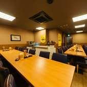 鳥取のおいしいものが味わえ、さまざまなシーンに利用できるお店