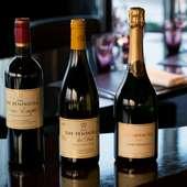 ステーキ&グリルに合うワインを世界中から厳選してリストアップ