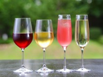 ノンアルコールのビールやワインが充実