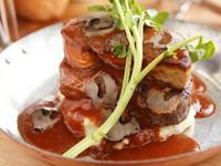 豪華な食材が共演した『ロッシーニ』