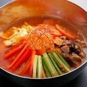 名物トマト冷麺