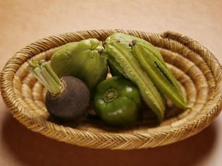 中国料理に季節感を添える、旬の野菜