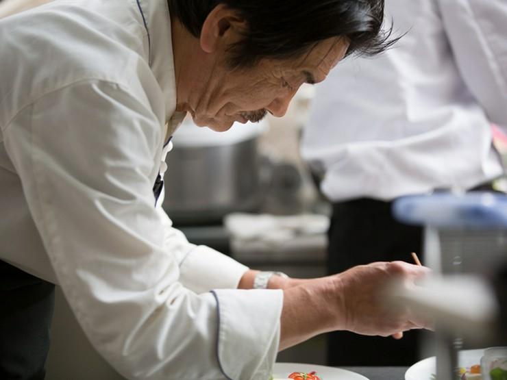 料理人とは「料-材料」を「理―理解」し、人に伝える