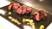 九州で当店のみ!年間120頭しか生産されていないA5ランクの上質な甘みと旨み『高森和牛ステーキ』