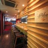 契約農家から直仕入れ。肉と共に、新鮮な野菜が味わえる