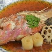 今日は何の魚で出会えるのか? 魚の美味しさにしみじみ気づく『鮮魚の煮付け』