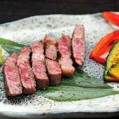 国産にこだわり、全国各地から選りすぐりの食材を厳選仕入れ