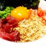 秋田県産の名店、いぶりがっこは美味しくクリームチーズとの相性が抜群です。