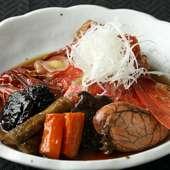 伊豆で食べておきたい駿河の名工がつくる『金目かぶと煮』