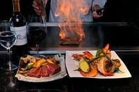特別な日のディナーに!神戸牛フィレ・サーロイン食べ比べコース! ~大海-Wadatumi-~