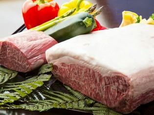 神戸牛を、最高の状態と絶妙の焼き加減で提供
