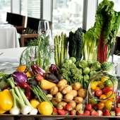 魅力的な東三河野菜の美味しさをプレゼンテーション