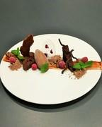 チョコレートのバリエーション 焼き菓子、ジェラートetc