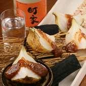 北海道産を含む、芋を中心とした焼酎が常時20種類以上揃う