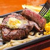 和牛赤身ステーキ