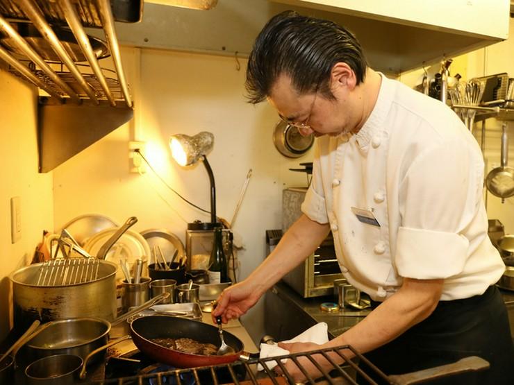 お客様の想いに応えられることが、料理人冥利に尽きる幸せ
