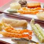 魚介も野菜もしっかり吟味。季節毎に最良の素材を厳選