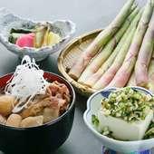 『山形芋煮』など、山形の旬の食材を贅沢にいただく山形郷土料理