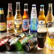 ビールを売りにしているお店だけあって、ビールの鮮度にはこだわっています。ここでしか飲むことのできない『ドラフトフタコエール』をはじめ樽からサーブされる生ビールは、いつ行っても鮮度抜群です。
