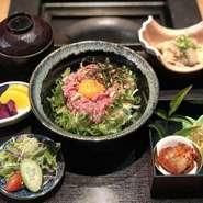 青じそ・チーズ・韓国風・塩・サラダが選べます!