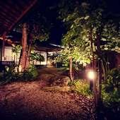 伝統家屋の和情緒あふれる空間で洋食も楽しめるお店