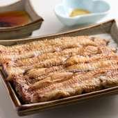 鰻の味と柔らかさをシンプルに追求した『志ら焼 坂東太郎(特上)』